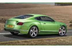 2016 Bentley Continental GT2 250x166
