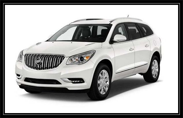 2016 buick enclave price release date engine specs. Black Bedroom Furniture Sets. Home Design Ideas
