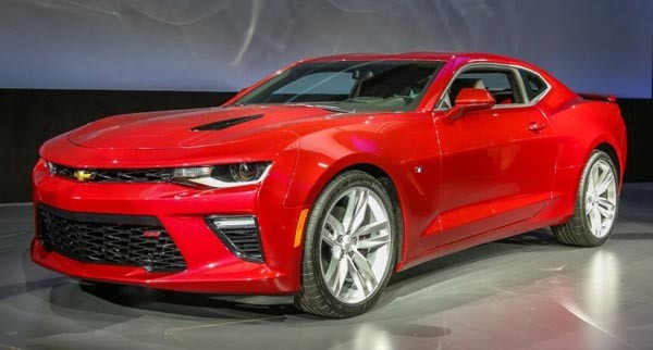 2016 Chevrolet Camaro Price7 600x322