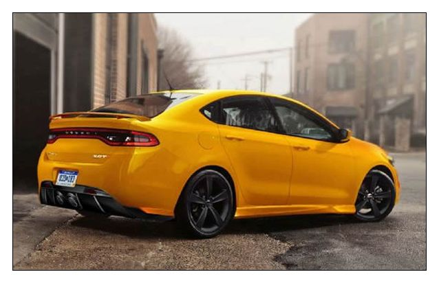 2016 Dodge Dart Srt Price Engine Specs Interior Exterior
