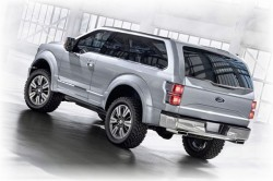2016 Ford Bronco Concept 250x166