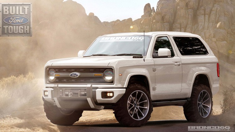 2016 Ford Bronco Officially Coming Back