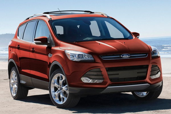 2016 Ford Escape 7