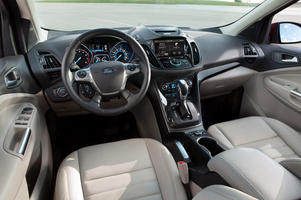 2016 Ford Escape 9