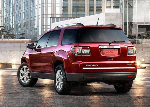 2016 GMC Acadia Release date1