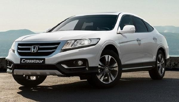 2016 Honda Crosstour Price
