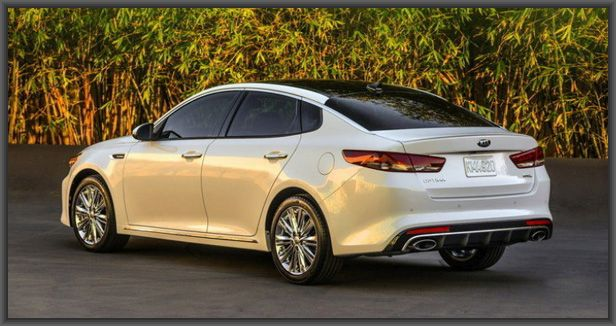 2016 Kia Optima Release date and Price7