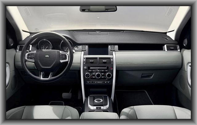 2016 Land Rover Discovery Sport3