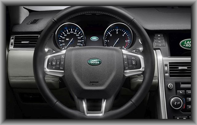 2016 Land Rover Discovery Sport61