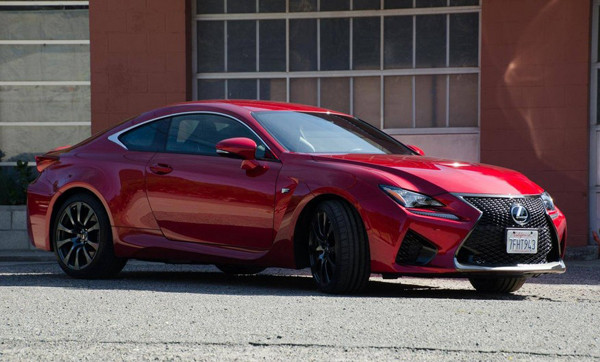 2016 Lexus RCF Price and Release date2 600x362