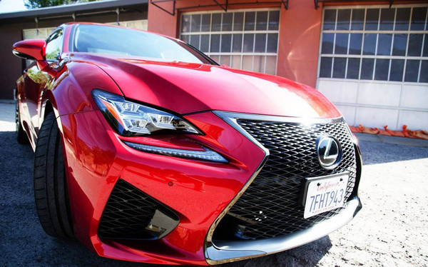 2016 Lexus RCF Price and Release date3 600x374