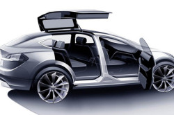 2016 Tesla Model X Release date and Price3 250x166