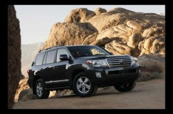 2016 Toyota Land Cruiser 250x166