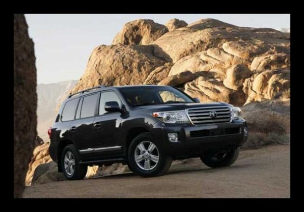 2016 Toyota Land Cruiser 603x420