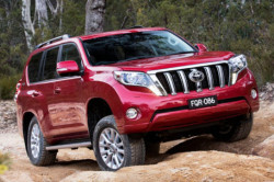 2016 Toyota Land Cruiser Prado Price6 250x166