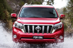 2016 Toyota Land Cruiser Prado Price7 250x166