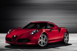 2017 Alfa Romeo 4C Coupe Price 250x166