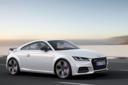 2017 Audi TT Coupe S Line Competition1 250x166