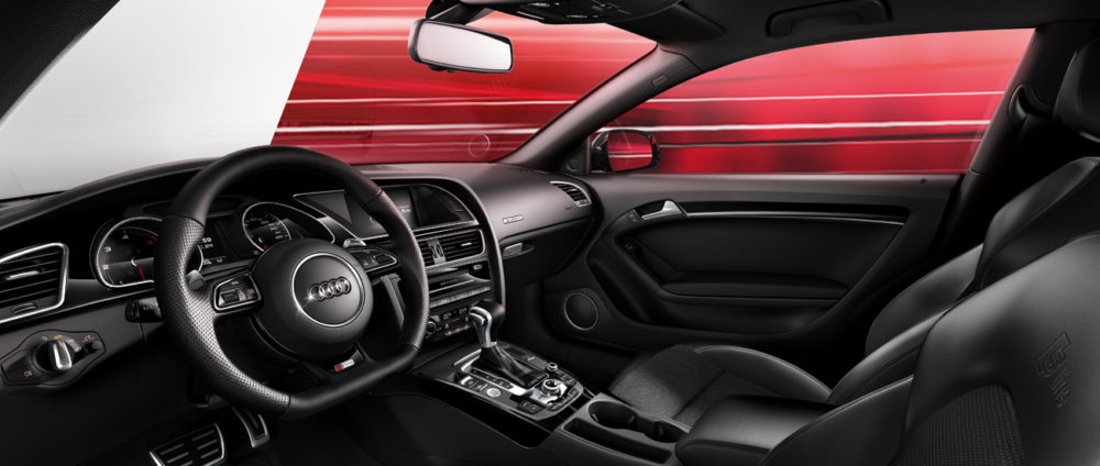 2017 Audi TT Coupe S Line Competition Interior