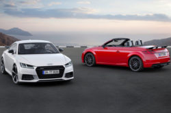 2017 Audi TT Coupe S Line Competition5 250x166