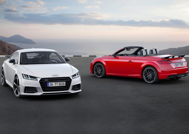 2017 Audi TT Coupe S Line Competition5
