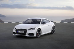 2017 Audi TT Coupe S Line Competition9 250x166