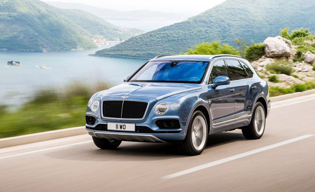 2017 bentley bentayga diesel engine exterior price. Black Bedroom Furniture Sets. Home Design Ideas