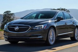 2017 Buick LaCrosse Interior and Exterior 250x166