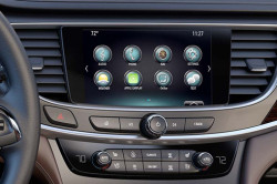 2017 Buick LaCrosse Interior and Exterior5 250x166