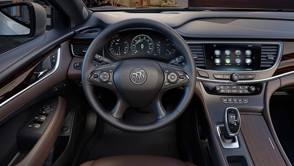 2017 Buick LaCrosse Interior and Exterior7 600x338