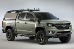 2017 Chevrolet Colorado ZL1 Hurley 250x166