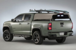2017 Chevrolet Colorado ZL1 Hurley1 250x166