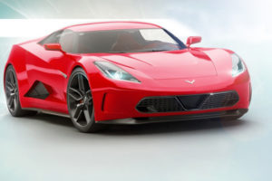 2017 Chevrolet Corvette Zora ZR
