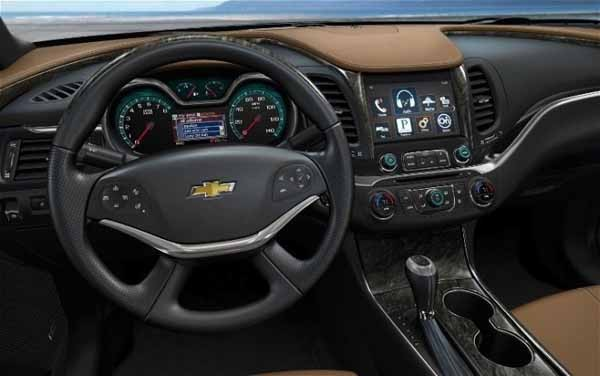 2017 Chevrolet Impala Release date and Price1 600x376