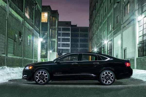2017 Chevrolet Impala Release date and Price3 600x400