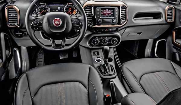 2017 Fiat Toro Price and Release date6