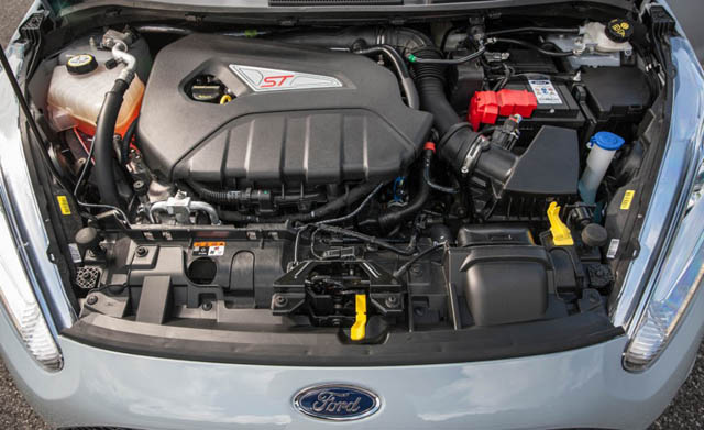 2017 Ford Fiesta ST200 Engine