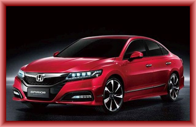 Honda accord spirior review