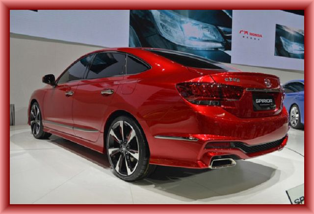 2017 Honda Accord Spirior Release date, Price, Design, Engine
