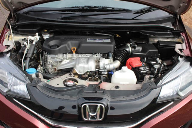 2017 Honda WR-V Engine