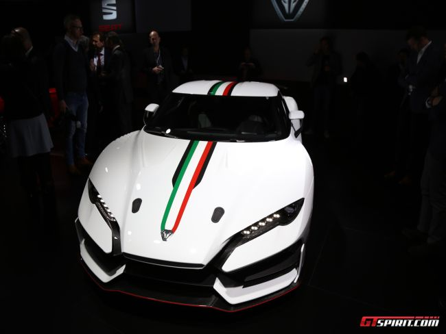 2017 Italdesign Zerouno3