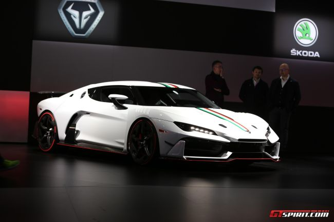 2017 Italdesign Zerouno8