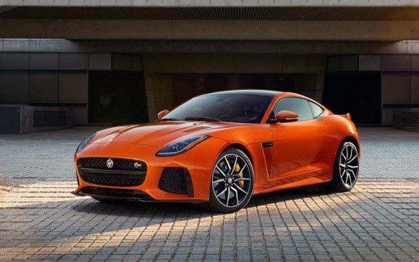 2017 Jaguar F Type SVR Price4 600x375