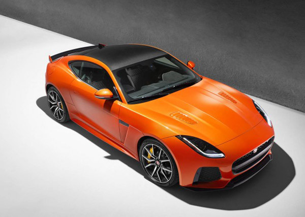 2017 Jaguar F Type SVR Price6 600x427