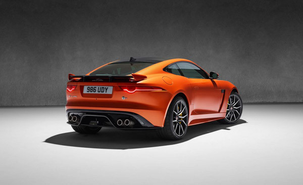 2017 Jaguar F Type SVR Price8 600x366