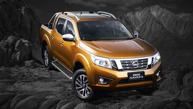 2017 nissan navara performance price release date. Black Bedroom Furniture Sets. Home Design Ideas