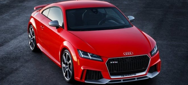 2018 audi tt rs price specs design interior exterior. Black Bedroom Furniture Sets. Home Design Ideas