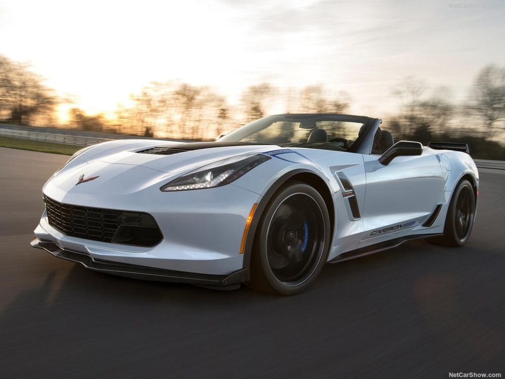 2018 Chevrolet Corvette Carbon 65 Edition1