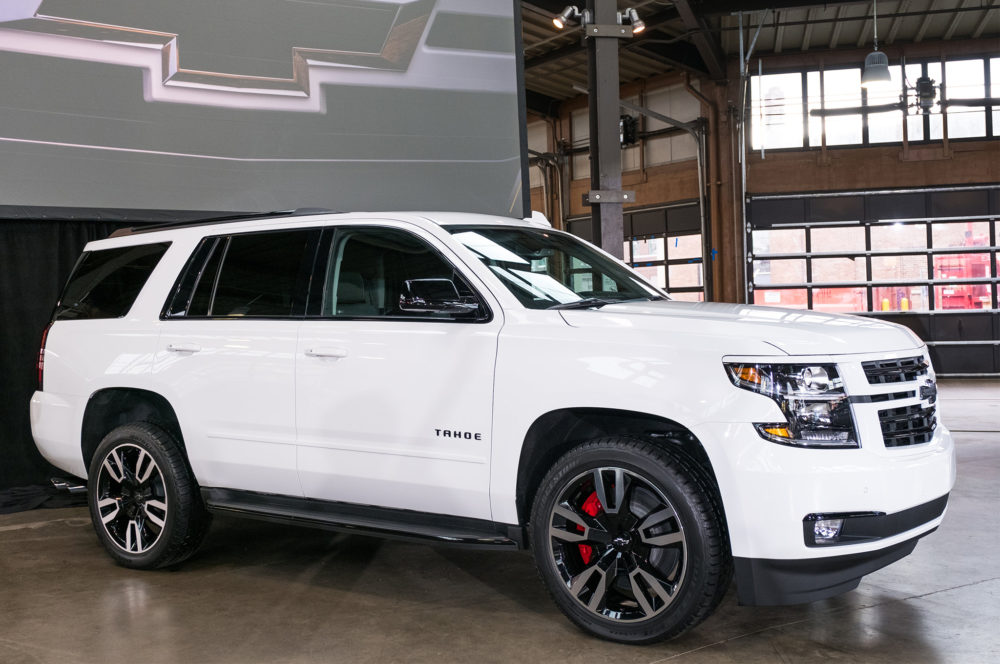 2018 Chevrolet Tahoe RST1