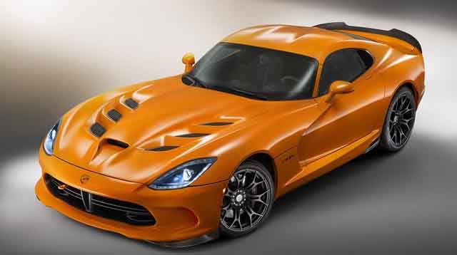 2018 Dodge Viper - acr, end of production, specs, engine, price